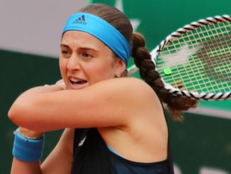 Latvian tennis star Jelena Ostapenko prospects win WTA title
