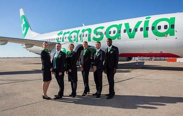 Transavia flights Riga - Paris
