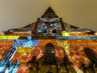 Festival of Light Staro Rīga