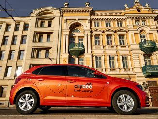CityBee launch car-sharing services in Latvia